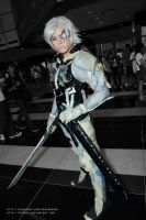 White Raiden by keruuu