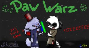 Paw Wars_Birthday Collab_ by Shade-C-Llewellyn