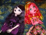 Giant Ghouls: 2 by VenusCollectionNook