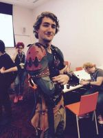 Hiccup - PAX Aus 2014 by Kay-Niner-Cosplay