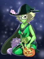 Peri Witch by slime-tiger