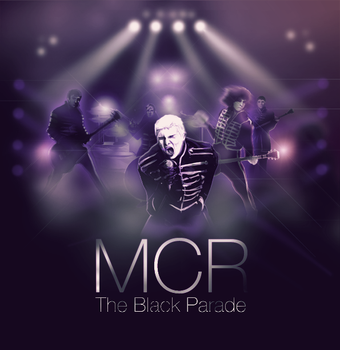 MCR Black Parade by dez
