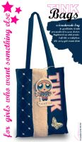 Tink Bags by h3wi3ntj4h