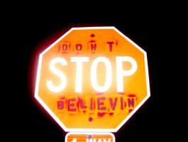 don't stop believin' by JadynEmery