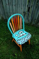 Ogre Chair 01 by grotechief
