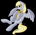 Derpy (commission) 2 by Grimdark-Graveyeard