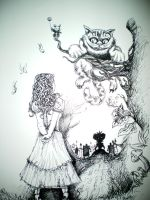 we are all mad here? by danielfoez
