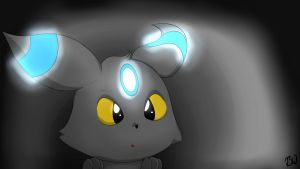 Umbreon by donnybuy