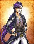 Magi - Young Sinbad by Amarevia