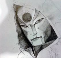 The Legend of Korra - Amon by Acousticletters