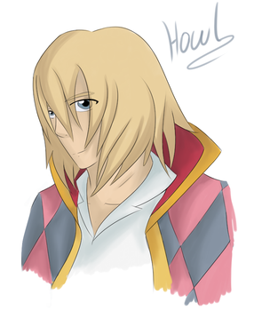 Howl by comics-art-girl