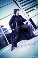 Captain Jack Harkness IV by Waterqueen-san