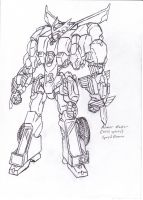 Transformers OC Speed Demon by xdtaxundeadbuck01