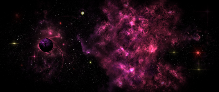 The Magenta Void. by DooDLe125