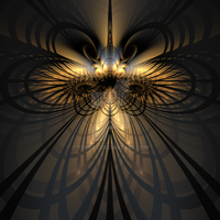Golden Wings by Trente