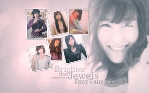 Bighter than Jewels, Tiffany by ganyonk