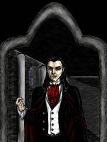 Count Dracula by Tzimisce8