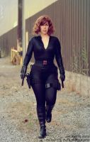 Black Widow: The Avenger by RoxannaMeta