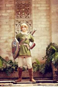 Link - The Legend of Zelda: Twilight Princess by LiKovacs