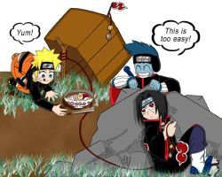 How to Catch An Uzumaki by ToonTwins
