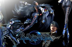 Bayonetta2  Cereza wallpaper by EvilMaybe