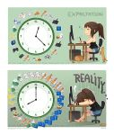 Artist's Life by Zombiesmile