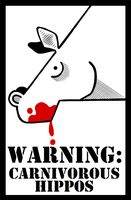 Warning by Leonca
