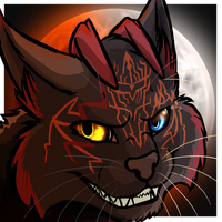 Littlewolf223 Icon by InvaderTigerstar