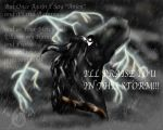 'Praise You in This Storm' by delbinfang