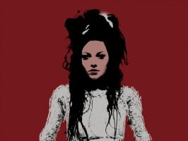 Amy Lee by rohit-orAnge