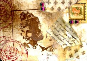 ATC:Graphic 45 Stamp by AeliaNaqwiDesigns