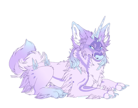 Relaxing by ThatTroubledFennec