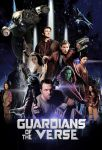 Guardians of the Verse Poster by GeekTruth64