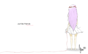 Just Be Friends by JerryRC