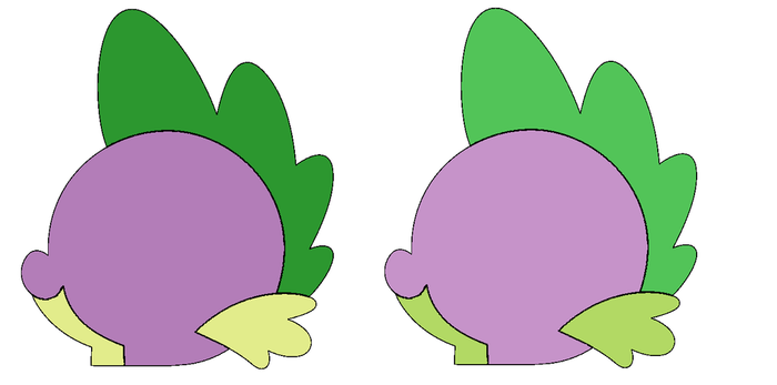 Spike Badge Redos by Omi-New-Account