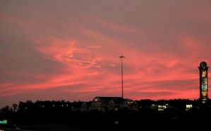 Tiger Town Sunset by Rjet33