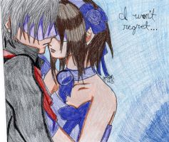 I Won't Regret... (Zeki) by The-Kawaii-Kitty