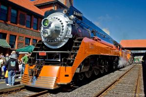 SP4449 in Portland by kc7eph