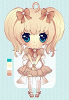 .:Chibi Adoptable:. !OPEN! by Azaleee