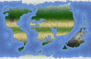 A World Without Countries v1 by madcomputerscientist