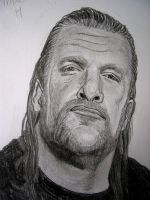 Triple H by VinceArt