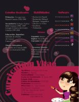 Curriculum Vitae by tabypark46