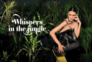 Whispers in the jungle , Infur magazine. by SOOO