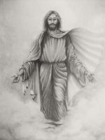 Jesus by RussFairchild