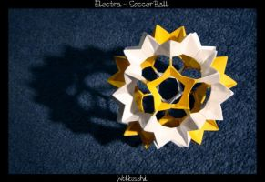 Electra - Soccer Ball by wolbashi