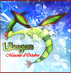 Avatar Libegon Pokemon by Ellanna-Graph