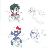 Shaming Animetoons Warmbodies by Kittychan2005