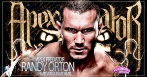 Randy Orton Signatur - WWE by roXx81