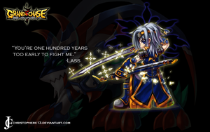 Lass of Grand Chase by Christophere13