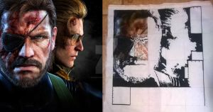 MGSV: Ground Zeroes Project Update 07 by Snake-Fangirl